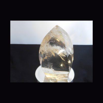 Cristal de citrine naturelle
