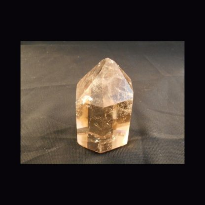 Quartz fumé ou quartz morion