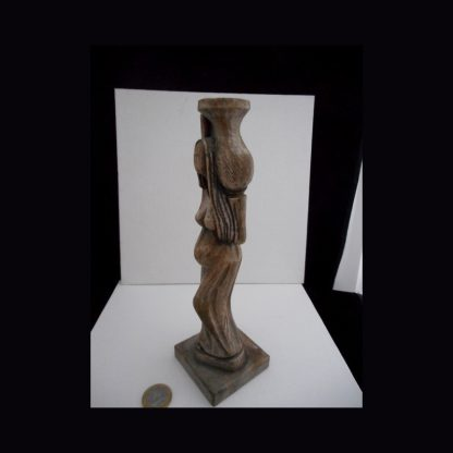 Statuette en pierre de Savon ou Stéatite