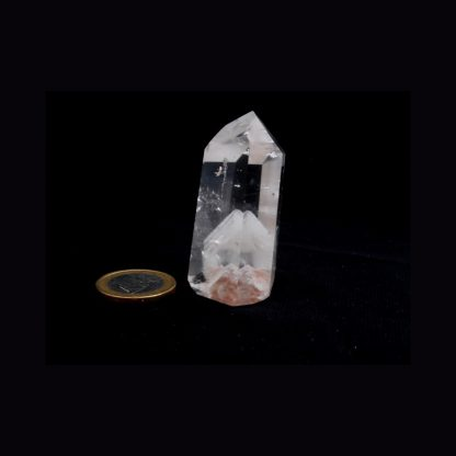 Quartz Cristal de Roche à Fantômes
