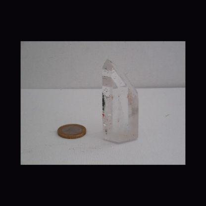 Quartz Cristal de Roche à Inclusions de Chlorite