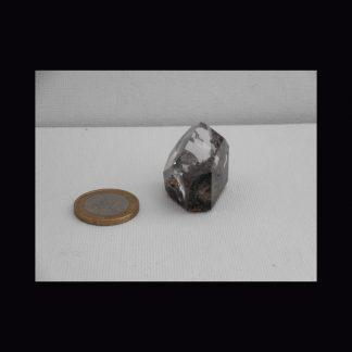 Quartz Cristal de Roche à Inclusions