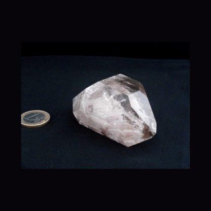 Quartz Cristal de Roche à Inclusions de Silicate
