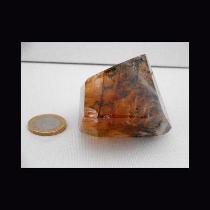 Quartz Cristal de Roche à Inclusions de Dendrite