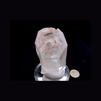 Quartz, Cristal de Roche à Inclusions